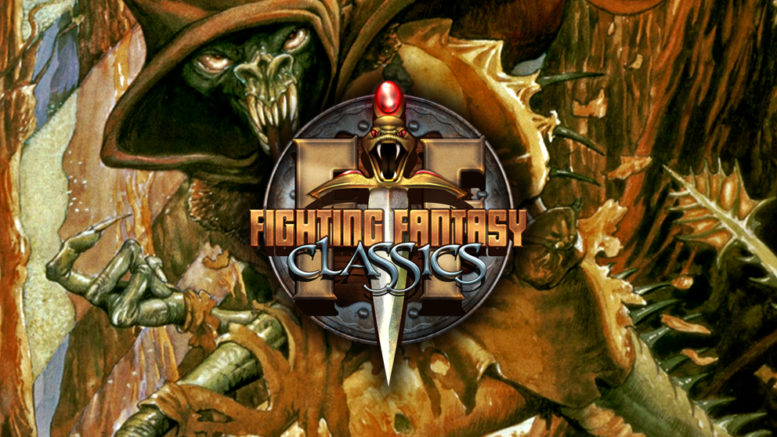 Fighting Fantasy Classics: The Forest of Doom 2018 pc game Img-4